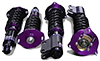 D2 Coilovers - Circuit Series